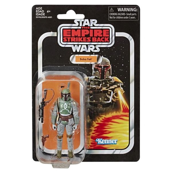 *PRE-SALE* Star Wars: The Vintage Collection Boba Fett (Empire Strikes Back) 3.75 Inch Action Figure