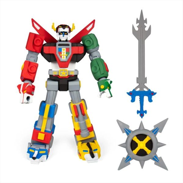 Voltron: Defender of the Universe Deluxe Voltron Action Figure
