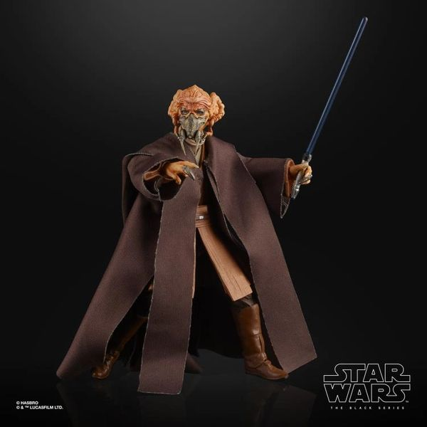 *PRE-SALE* Star Wars Black Series Attack of the Clones Plo Koon Action Figure