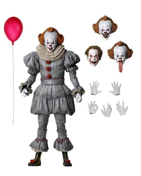 IT Chapter Two Ultimate Pennywise Action Figure
