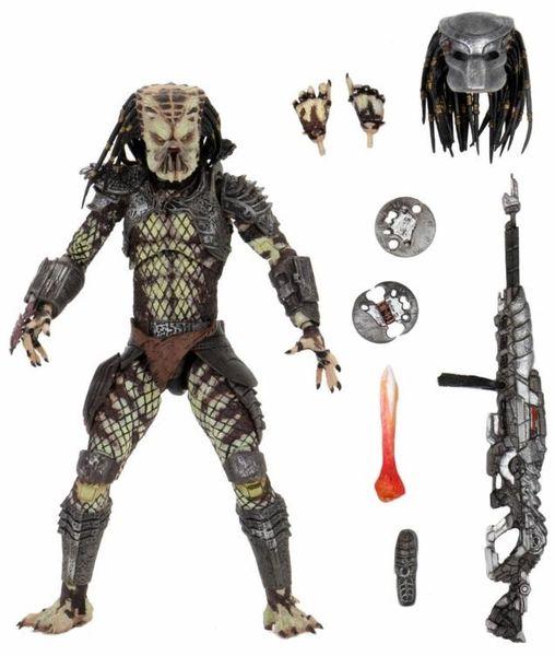 Predator 2 Ultimate Scout Predator Action Figure