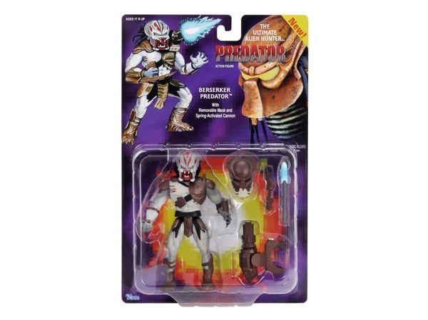Alien & Predator Classics Berserker Predator Retro Action Figure