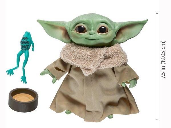 The Mandalorian The Child (Baby Yoda) Talking Plush