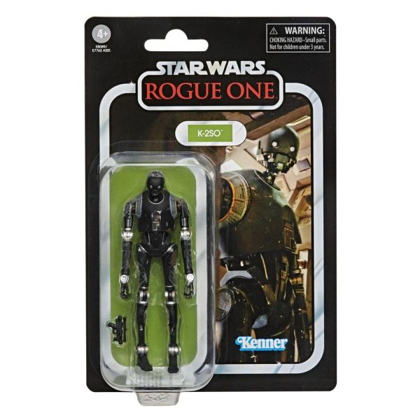 Star Wars: The Vintage Collection K-2SO (Rogue One) Action Figure