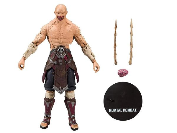 Mortal Kombat XI Baraka Action Figure