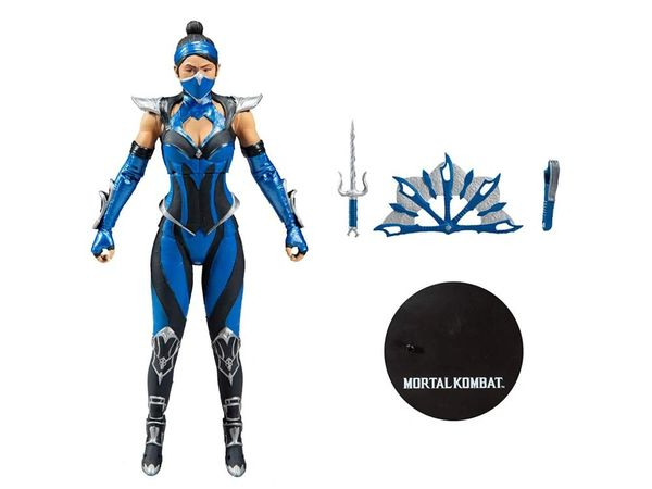 Mortal Kombat XI Kitana Action Figure