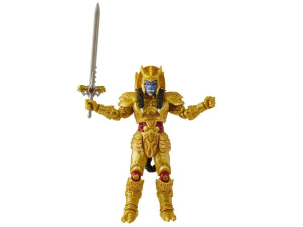 *PRE-SALE* Mighty Morphin Power Rangers Lightning Collection Goldar Action Figure