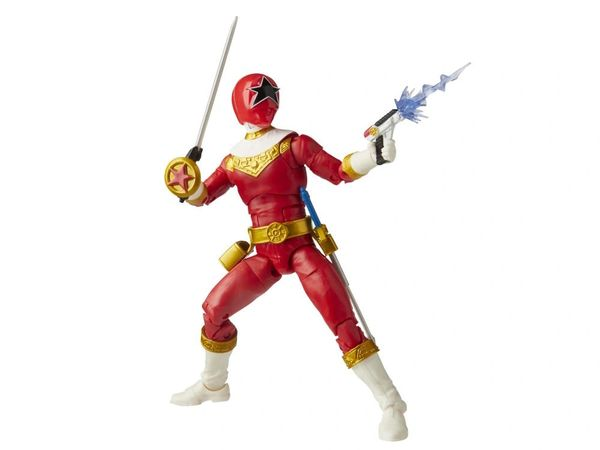 *PRE-SALE* Power Rangers Zeo Lightning Collection Red Ranger Action Figure