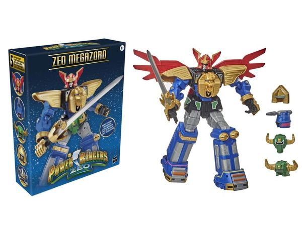 "*PRE-SALE* Power Rangers Zeo Zeo Megazord 12"" Action Figure"