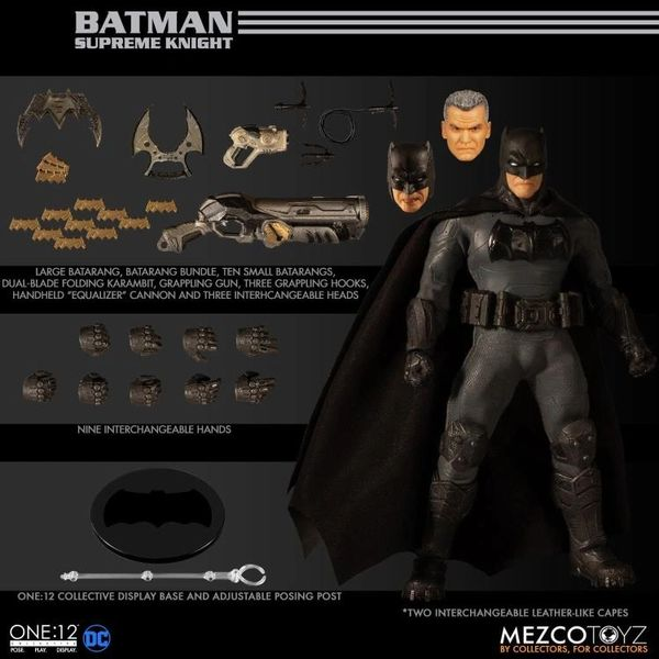 DC Comics One:12 Collective Batman (Supreme Knight) Action Figure