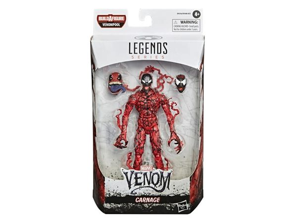 *PRE-SALE* Marvel Legends Venom Wave 2 Absolute Carnage Action Figure