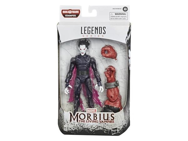 *PRE-SALE* Marvel Legends Venom Wave 2 Morbius the Living Vampire Action Figure