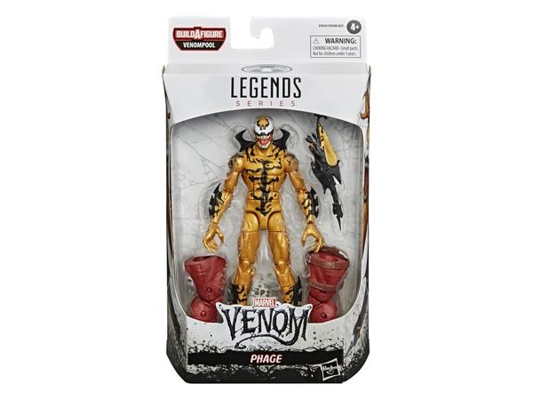 *PRE-SALE* Marvel Legends Venom Wave 2 Phage Action Figure