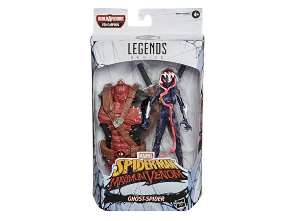 *PRE-SALE* Marvel Legends Venom Wave 2 Maximum Venom Ghost Spider (Spider-Gwen) Action Figure