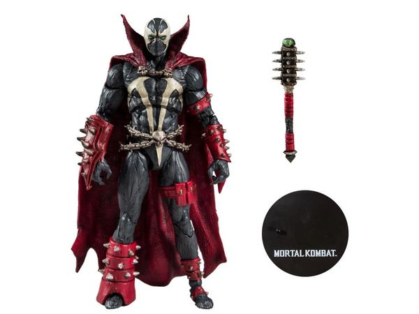 Mortal Kombat XI Spawn (Mace Version) Action Figure