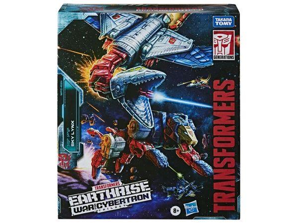 Transformers War for Cybertron: Earthrise Commander Sky Lynx Action Figure