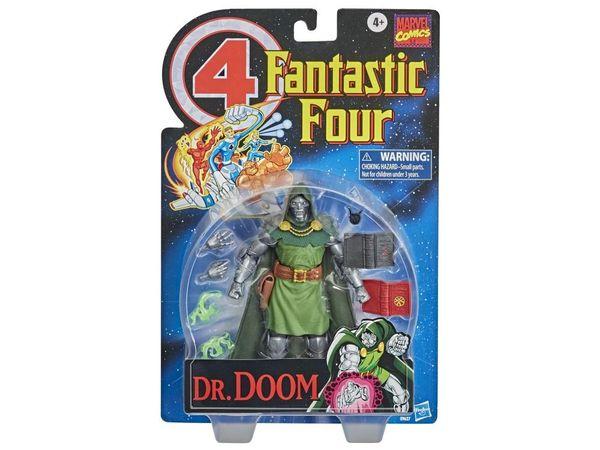 *PRE-SALE* Marvel Legends Retro Collection Fantastic Four Dr. Doom Action Figure