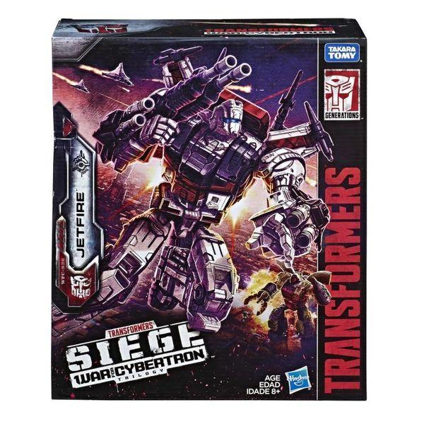 *PRE-SALE* Transformers War for Cybertron: Siege Commander Jetfire Action Figure