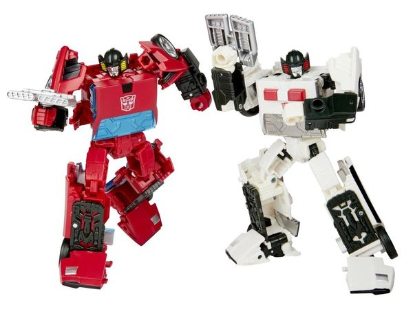 *PRE-SALE* Transformers Generations Selects Cordon & Spin-Out Action Figure Two-Pack