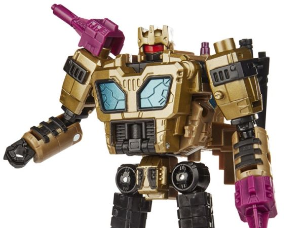*PRE-SALE* Transformers Generations Selects Deluxe Black Roritchi Action Figure