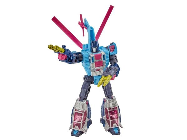 *PRE-SALE* Transformers Generations Selects Deluxe Rotorstorm Action Figure