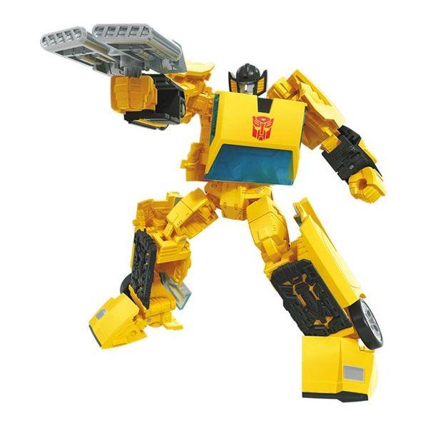 Transformers War for Cybertron: Earthrise Deluxe Sunstreaker Action Figure