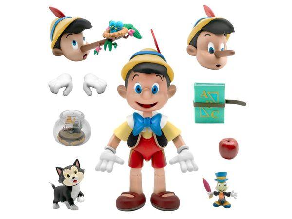 *PRE-SALE* Disney Ultimates Wave 1 Pinocchio Action Figure