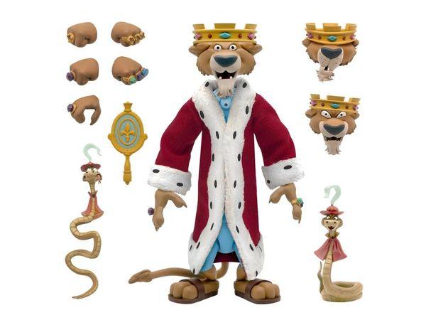 *PRE-SALE* Disney Ultimates Wave 1 Robin Hood: Prince John Action Figure