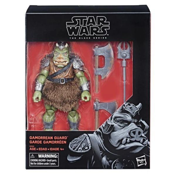 "*PRE-SALE* Star Wars: The Black Series 6"" Gamorrean Guard (Return of the Jedi) Action Figure"