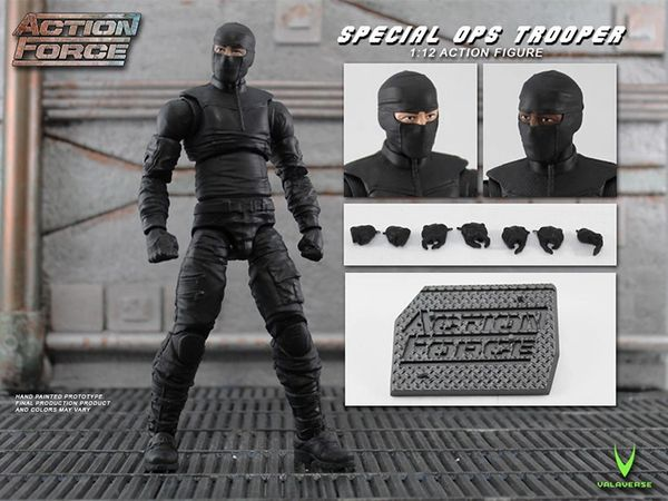 *PRE-SALE* Action Force Special Operations Trooper 6-Inch Action Scale Figure