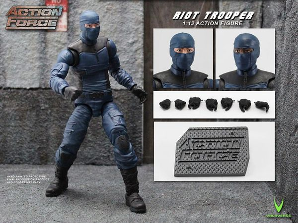 *PRE-SALE* Action Force Riot Trooper 6-Inch Action Scale Figure