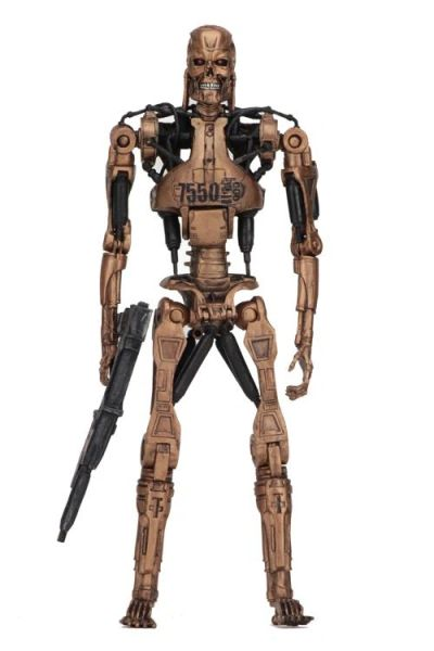 Terminator Tribute Metal Mash Endoskeleton Action Figure