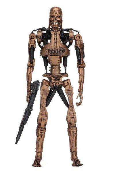 Terminator Tribute Metal Mash Endoskeleton Action Figure