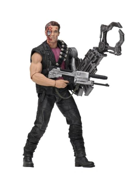 Terminator Tribute Power Arm T-800 Action Figure