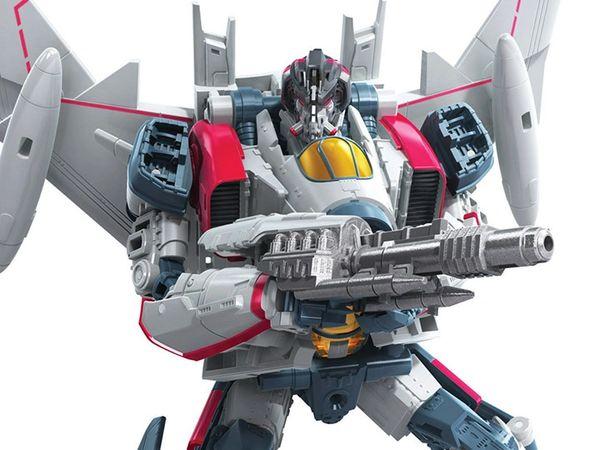 Transformers Studio Series No. 65 Voyager Blitzwing Action Figure