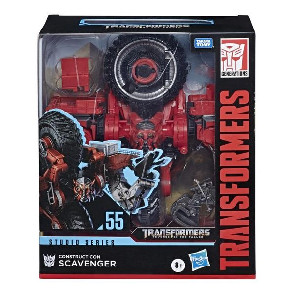 Transformers Studio Series No. 55 Leader Class Scavenger Action Figure