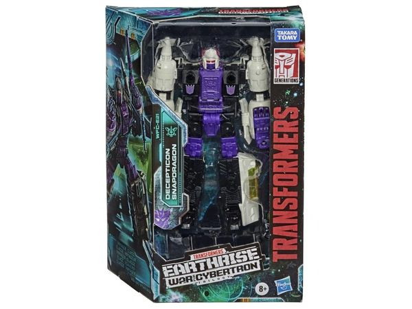 *PRE-SALE* Transformers Earthrise War for Cybertron Voyager Class Snapdragon Action Figure