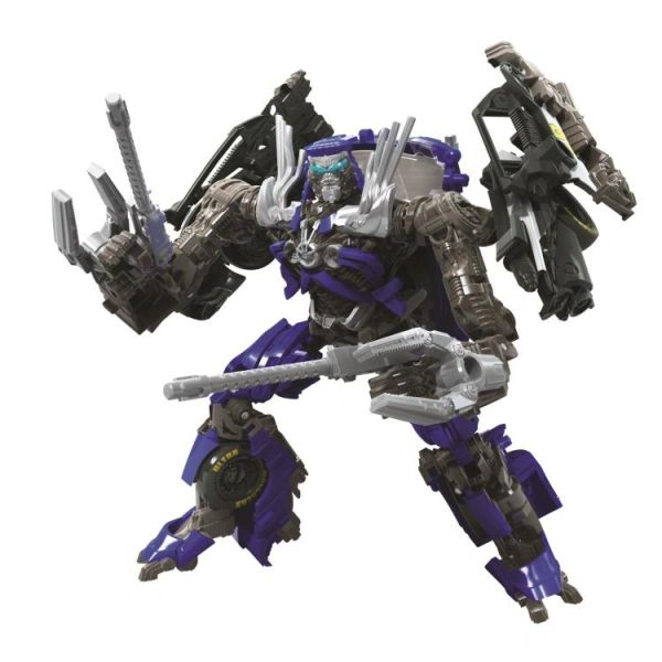 *PRE-SALE* Transformers Studio Series No. 63 Deluxe Class Topspin Action Figure