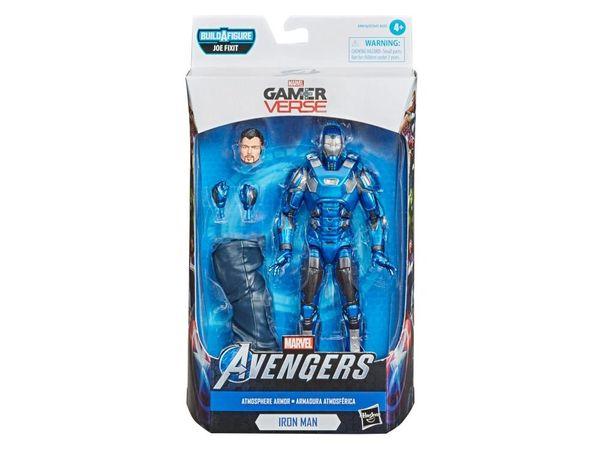 Marvel Legends Avengers Gamerverse Iron Man Action Figure (Joe Fixit Series)