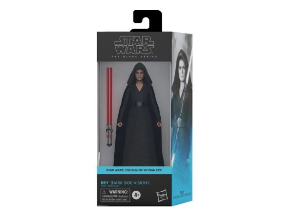 "*PRE-SALE* Star Wars: The Black Series 6"" Dark Rey (The Rise of Skywalker) Action Figure"