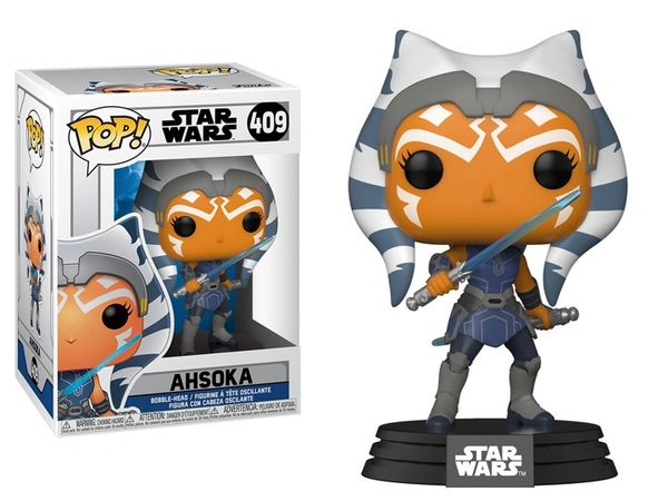 *PRE-SALE* Pop! Star Wars: The Clone Wars - Ahsoka (Clone Wars)