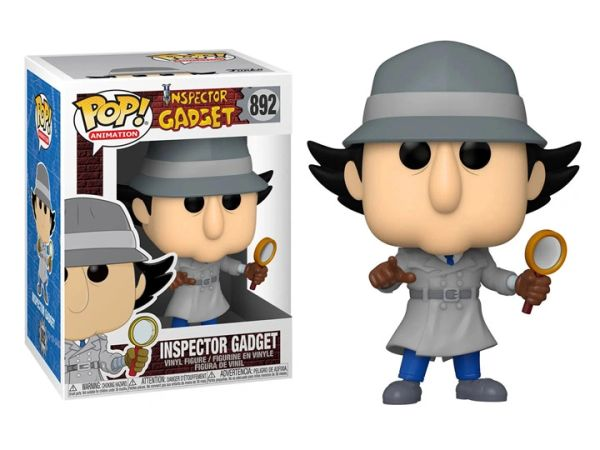 *PRE-SALE* Funko Pop! Animation: Inspector Gadget #892