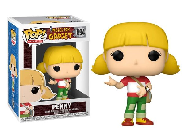 *PRE-SALE* Funko Pop! Animation: Inspector Gadget Penny #894