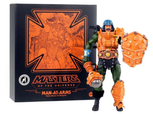 Masters of the Universe Man-at-Arms 1/6 Scale Figure