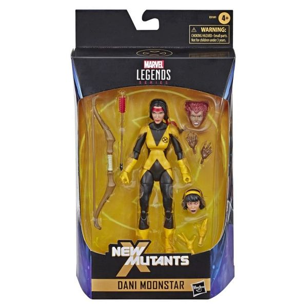 *PRE-SALE* Marvel Legends New Mutants Dani Moonstar Action Figure