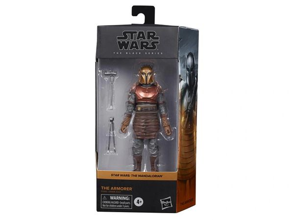 """*PRE-SALE* Star Wars: The Black Series 6"""" The Armorer (The Mandalorian) Action Figure"""