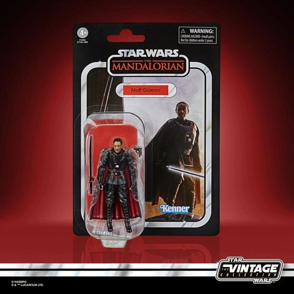 *PRE-SALE* Star Wars: The Vintage Collection Moff Gideon (The Mandalorian) Action Figure