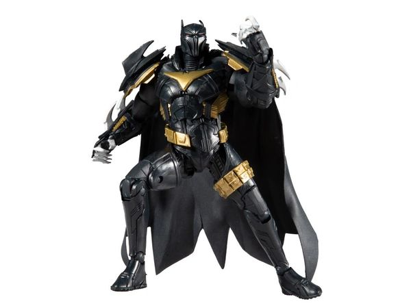 DC Multiverse Batman: Curse of the White Night Azrael in Batman Armor Action Figure