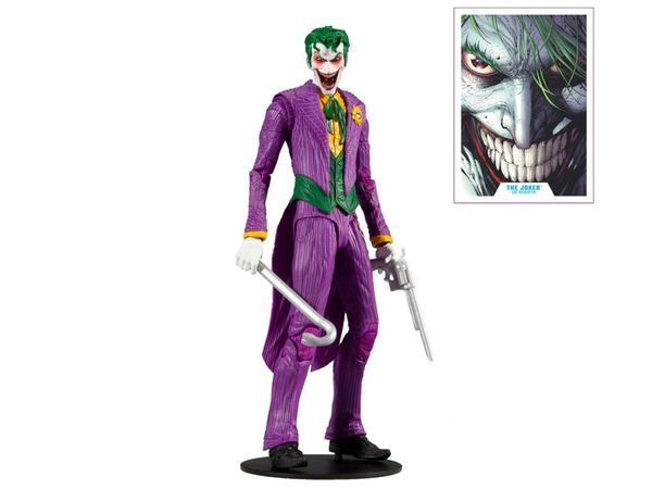 DC Multiverse The Joker Action Figure