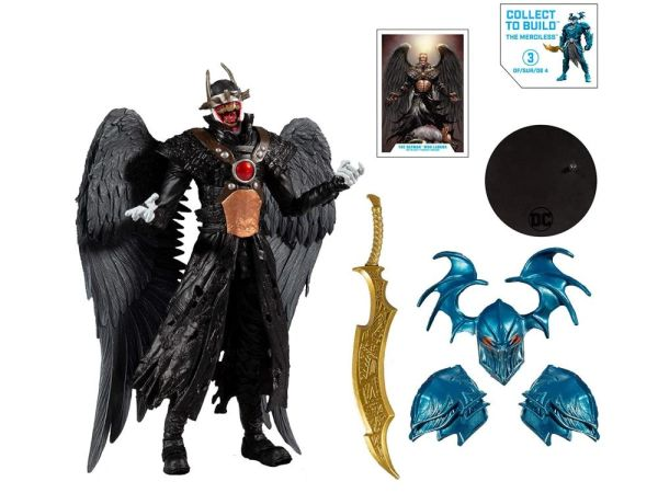 *PRE-SALE* DC Multiverse The Batman Who Laughs with Sky Tyrant Wings Action Figure (Collect to Build: The Merciless)